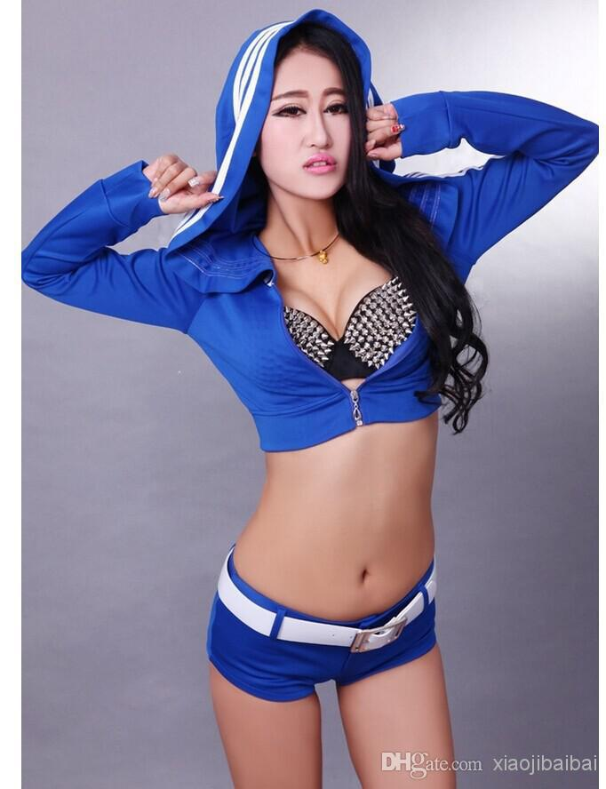 Sexy hip hop girl
