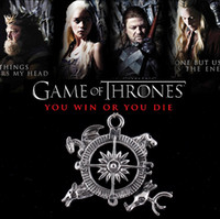 South American american songs - Game of Thrones Compass Necklace A Song of Ice and Fire Film Compass necklace