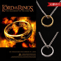 Wholesale The Lord of the Rings necklace Hobbit necklace