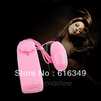 Cheap Single Vibrating Egg with Wired Controller Multi-speed Female Masturbation Sex Toys for Women YP0005
