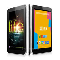 Wholesale Cube U59GT Talk97S Dual Core G Phablet Tablet PC inch point G G Capacitive IPS Android MTK8312 XPB0087A1