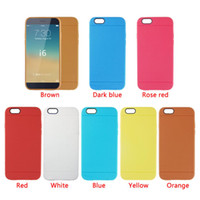 Wholesale 2014 new arrival quot Fashion New Disgn Soft Silicone Gel Rubber Back Skin Case cover For iPhone G Color bulk order buy now