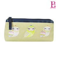 Wholesale OP BG owl animal printed toilet bag mini handbags women make up bags card holder travel kit wash hotel bathroom case
