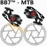 Wholesale new arrival original AVID BB7 G3CS disc brake sets BB7 brake clipers G3CS disc rotors bolts