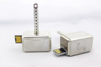 Wholesale super seller for NEW version Iron gift Man LED USB Flash Drive GB