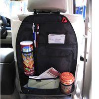 Wholesale Car Auto Back Seat Hanging Organizer Storage Bag Cup Holder Multi Use Travel
