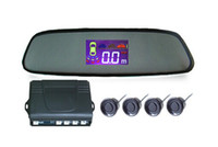 lcd parking sensor color lcd parking sensor video monitor Ca...