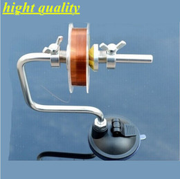 Wholesale New Arrival Fishing Tackle Accessory Line Bobbin Spool Winder Winding Device CM g hight quality top sale