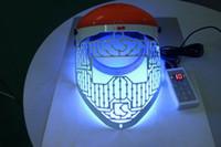 Wholesale professional HIGH TECH PDT Light Therapy Skin Rejuvenation LED light therapy facial mask beauty machine Z