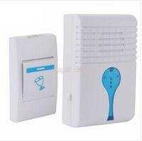 Cheap 2014 High-end 32 Melodies Music LED Wireless Door Chime 100m long Range Remote Waterproof Digital Wireless Doorbell #3 SV003650