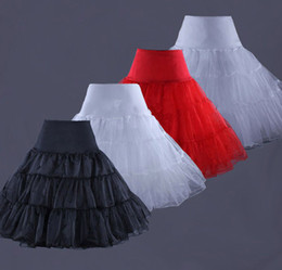Wholesale In Stock High Quality quot s Retro Underskirt Swing Vintage Petticoat Fancy Net Skirt Rockabilly Tutu Colores To Choosing