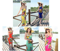 Wholesale Ten Piece Beach Bath Towel Condole Bath Skirt Creative Magic Towel