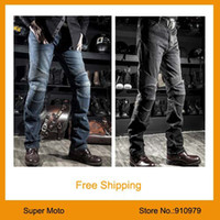 Wholesale Motocross Jeans for MTB Dirt Bike Off Road Motorcycle Motorbike Motocross Racing Jean Pant with CE Protector world