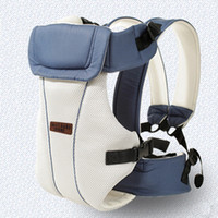 baby carrier - Smart Baby Multi functional Breathable Mesh Baby Carrier Confortable Cotton Lining Toddler Shoulder Carrier Front Carriers Face to Face