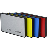 Wholesale Hot ORICO US3 Tool Free USB inch SATA Hard Drive External Enclosure Adapter Case
