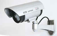 Wholesale Hot selling New arrival New Wireless Waterproof IR LED Surveillance Fake Dummy Camera