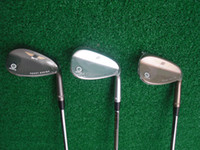 Wholesale New VOKEY SM4 golf wedges degree black silver oilcan golf clubs wedge