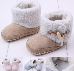 Baby cotton baby winter snow boots baby shoes boots