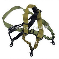 army op - OP One Point Elastic Bungee Tactical Rifle Single Gun Sling for Outdoor Activities Army Uses Color