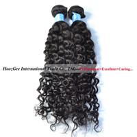 "Cheap 2 Piece Lot Mixed Length Each Size 1 Pcs 100% Human Hair Kinky Curly Malaysian Virgin Hair, 10"" To 30"" Available Hair Extensions"
