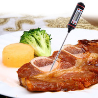 Wholesale Digital Probe Meat Thermometer Kitchen Cooking for BBQ Cookouts and Milk Food
