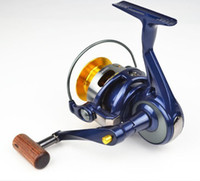 Cheap Available Free shipping CATKING AACB4000 9BB+1RB spinning reel good a Fishing Reels Fishing Gear!!
