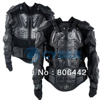 Wholesale Big Discount Motocross Motorcycle Full Body Armor Jacket Spine Chest Protection Gear Size XL TK0496