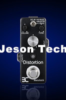 Wholesale Eno EX Micro DM Metal Distortion Hot Selling NAMM Guitar Effect Pedal True bypass NEW Brand