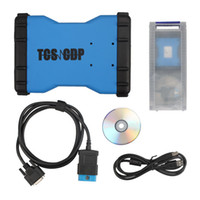Cheap Newest CDP Bluetooth TCSCDP Pro+ with 2013.03 Keygen and 4G Memory Card