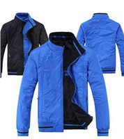 Wholesale New Autumn Winter Mens Fashion Sports For BMW Men s Double Sided Wear Jacket Collar Coats