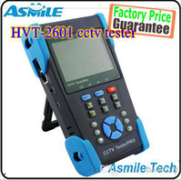 Wholesale Brand New portable HVT quot TFT LCD CCTV camera Tester PTZ Controller Zoom DVR DC12V Output