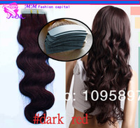 Cheap tape in hair extension Best pu skin weft 24