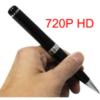 720p hd pen camera - 720P HD Pen camera recorder video camera motion detect pen camera pen video hidden video recorder camera