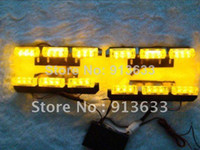 Wholesale In stock x9 Car Auto Truck Led Warning Strobe Lights Lamp Firemen Tow
