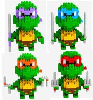 LOZ Children' s intelligence toys 3D puzzle toy building...