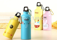 aluminium sports bottles - OP Kid and Baby sport waterbottle pc kwttle High Quality Aluminium Alloy Sport Water Bottle Cage For chilidren