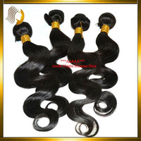 Wholesale Grade A Indian Virgin Human Hair Wefts Weave Buy Get Free Body Wave Natural Color Dyeable Unprocessed Hair Bundle inch Extension