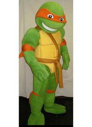 Wholesale Teenage Mutant Ninja Turtle Mascot Costume Adult Character Costume