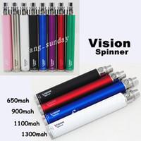 Slim Vape Pen Vision Spinne 1 VV eGo Twist E Cig Battery 130...