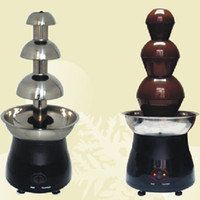 chocolate fountain - 220V Tier Tower Electric Party Chocolate Fountain