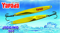Wholesale YAPADA Jigging War Spear Metal Jigging Fishing Lures new