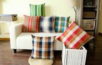 Wholesale Large Size Cushion Covers Upscale Boutique Style Pillow Case Linen Material Decorative Pillow Covers