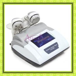 Wholesale wonderful Ultrasonic Liposuction Khz Cavitation MULTIPOLAR Rf Tripolar radio frequency Slimming machine c30 V V
