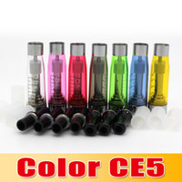 Free Shipping !!! CE5 Clearomizer Atomizr No Wick for EGO T ...