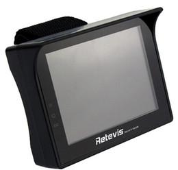Caméra pour la sécurité cctv en Ligne-Retevis RT-3501 Portable 3.5 pouces TFT LCD multifonction Security Tester bracelet CCTV caméra couleur 12V SORTIE OEM accepte