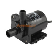 Cheap DC 12V Amphibious Appliance Micro Brushless Magnetic Pump Water Pump