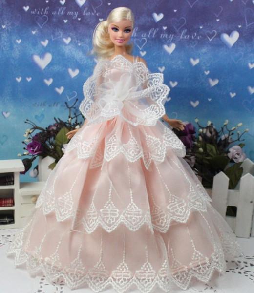 Beautiful Barbie Doll Dress Images