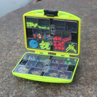 Takle Rigs & Components tackle box fishing - Fishing Tackle Box Fishing Lure Terminal Tackle Hooks Box Fishing Tools