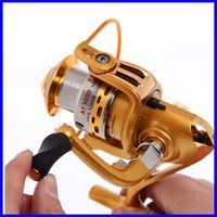 Wholesale Superior Hot Sale Baitrunner Carp Fishing Reel AF5000 Spinning Reel Lure Tackle Line