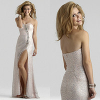 2015 New Collection Sweetheart Prom Dresses Crystal Beading ...